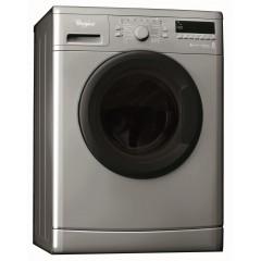 Whirlepool Washing Machine 7 Kg 1000 rpm Digital Silver AWO/C7100S
