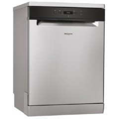 Whirlpool Dishwasher 60 cm 8 program 14 Person Inox WFC 3C26 F X