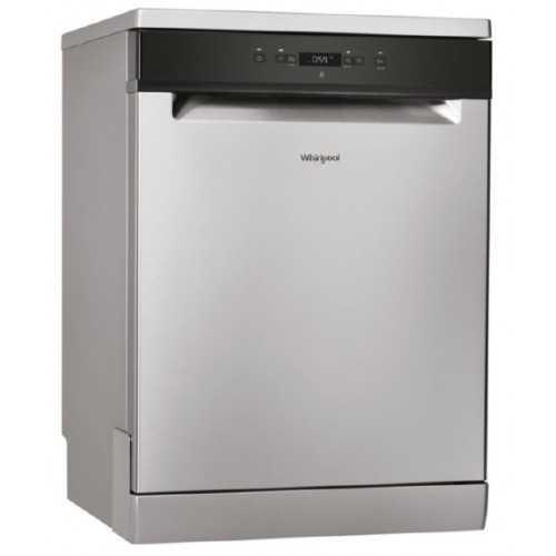 Whirlpool Dishwasher 60 cm 8 program 14 Person Inox WFC 3C26 FX