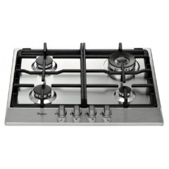 Whirlpool Built-In Gas Hob 60cm Cast Iron Stainless Steel AKR353