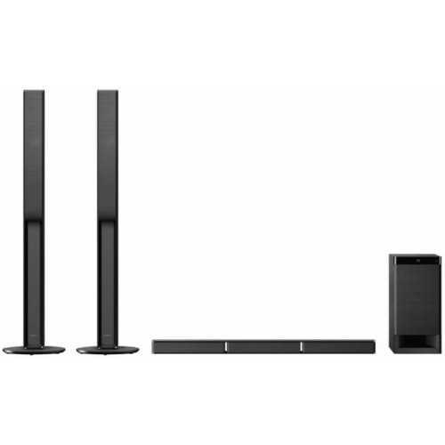 Sony Sound Bar 5.1ch Wireless Digital Via Bluetooth,USB,HDMI 600 Watt HT-RT40
