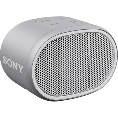 Sony Bluetooth Speaker up to 6 Hour Bttery Life Silver XB01-S