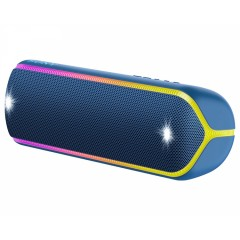 Sony Bluetooth Speaker up to 24 Hours Bttery Life Blue XB32