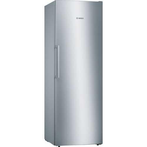 BOSCH Freezer 5 Drawer + 2 Shelves No Frost 220 Liter Inox GSV33VI3E8