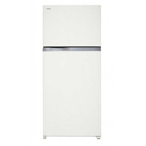 Toshiba Refrigerator 2 Door 613L Inverter White GR-W69UDZ-E(W)