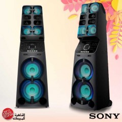 Sony One Box Entertainment Home System Wireless Digital LED Light With D&J Effects MHC-V90DW
