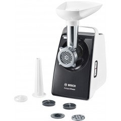Bosch Meat Grinder 1600 Watt White & Black MFW3612A