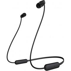 SONY In-ear Wireless Neck-Band Bluetooth Headphones Black WI-C200