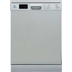 White Whale Dish Washer 15 Person Silver DW-1585VSS