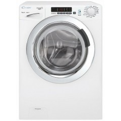 CANDY Washing Machine 8KG Fully Automatic 1200 rpm White Color: GVS128DC3-EGY