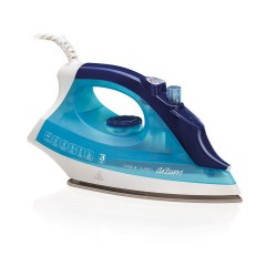 Arzum Steam Iron 2400 Watt Blue Color AR688
