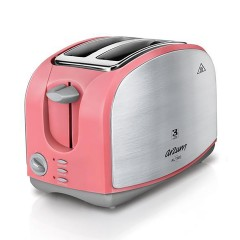 Arzum Toaster 900 Watt Pink Color AR2014
