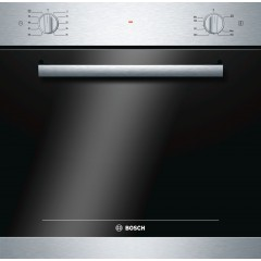 Bosch Built-In Gas Oven 60 cm With Grill Stainless Steel HGL10E150