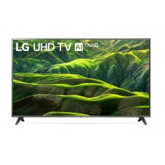 LG TV 75 Inch LED UHD 3840*2160p Smart With Built-in Receiver 75UM7180PVB