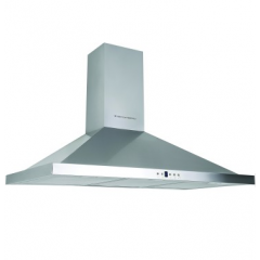 Ecomatic Kitchen Chimney Hood 60cm 650 m3/h Stainless Steel Digital H66D