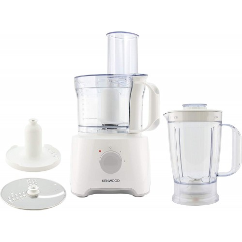 Kenwood Food Processor MultiPro Compact 800W White FDP301WH