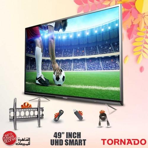 TORNADO TV LED 49 Inch Full HD Smart 49EB7410E
