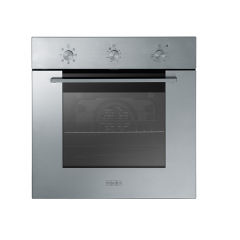 Franke Built-in Gas Oven 60cm Electric Grill and Gas Hob 4 Burners 60cm and Chimney Hood 60cm 430 m3/h SM 51 G XS