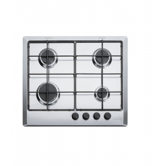 Franke Built-in Gas Hob 4 Burners 60 cm Multi Cooking Stainless FHMR 604 4G XS E