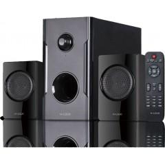 X-Loud Sound System FM Radio, USB & SD, Remote, with Bluetooth LD-X200