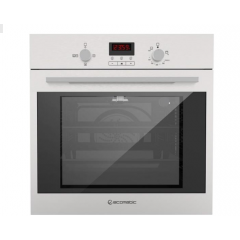 Ecomatic Built-in Gas Oven With Gas Grill 60 cm With Fan Digital Stainless Steel G6414TD