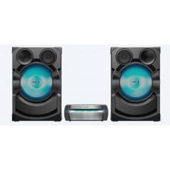 سوني نظام صوتي منزلي عالي القدرة مع أقراص دي في دي SHAKE-X70D