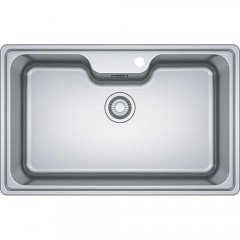 Franke Sink Single Bowl Stainless Steel Bell BCX 610-81
