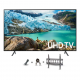 "Samsung 55"" LED Ultra HD 4K Smart Wireless Built-in Receiver UA 55RU7100"