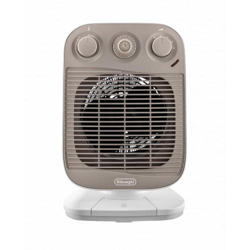Delonghi Fan Heater With Timer 2400 Watt Beige Colour HFS50F24
