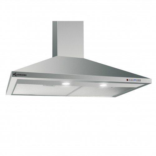 KLUGMANN Wall Mounted 90 cm Chimney Hood 650 m³/h KH9650X