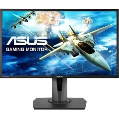 ASUS Gaming Monitor 24 Inch Full HD, 1ms, 3d Vision Display Widget MG248QE
