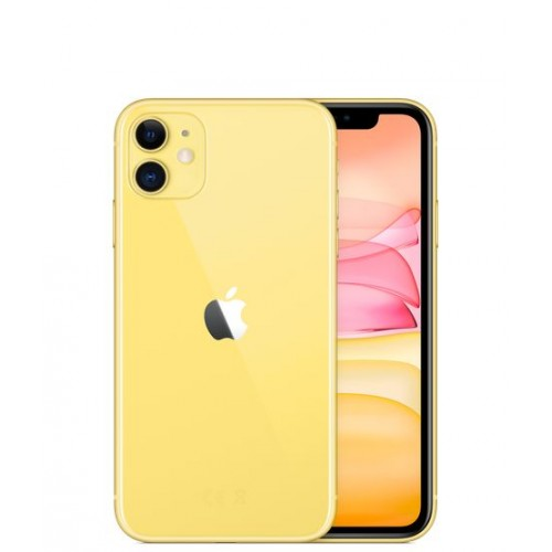 Apple iPhone 11With Facetime 64 GB Yellow