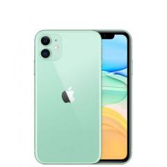 آبل آي فون 11 مع فيس تايم 128 جيجابايت لون اخضر
