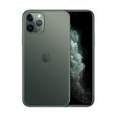 آبل آي فون 11 برو ماكس مع فيس تايم 256 جيجابايت لون اخضر غامق