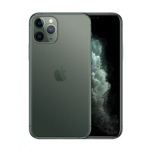 Apple iPhone 11Pro Max With Facetime 256GB Midnight Green