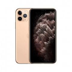 آبل آي فون 11 برو ماكس مع فيس تايم 256 جيجابايت لون ذهبي