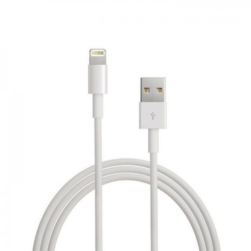 Apple Lightning to USB Cable 2 Meter White Color MD819