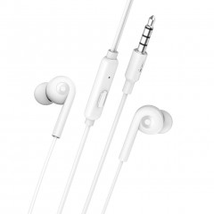 ORAIMO Earphone Wired with Mic White OEP-E10 W