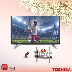 TOSHIBA LED TV 32 Inch Smart HD with Built In Receiver 32L5865EA
