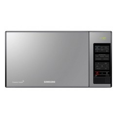 Samsung Microwave 40 Liter With Grill Silver: MG402MADXBB