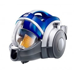 LG Vacuum Cleaner 2000 Watt Bagless Aluminium Telescopic Pipe: VK7320NHAY