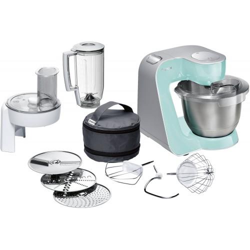 Bosch Kitchen Machine Home Professional 1000 Watt Silver MUM58020