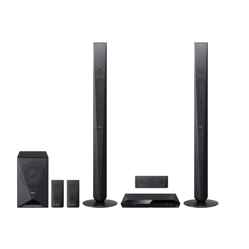 Sony Home Theater System 1000 Watt With DVD Player and USB Input DAV-DZ650