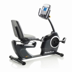 NordicTrack Exercise Bike up to 135 kg 24 Exercises Apps GX 4.7