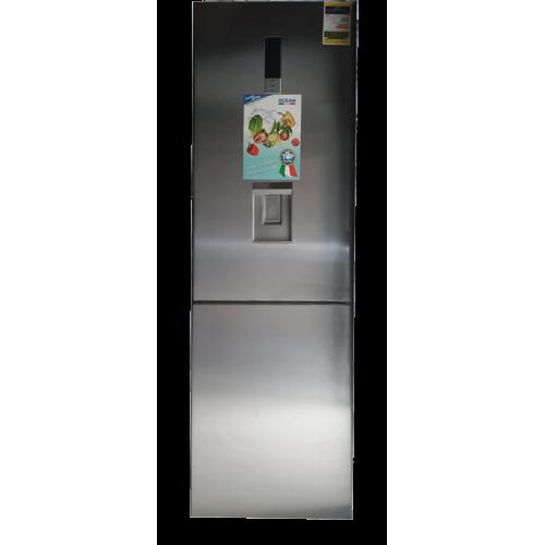 OCEAN Refrigerator Combi 324 Liter NoFrost Silver SCNF 410 TD A