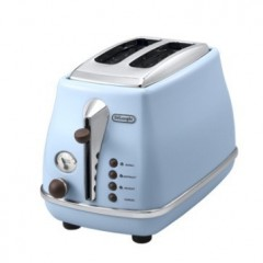 Delonghi Toaster 900W Blue Color: CTOV2003.AZ