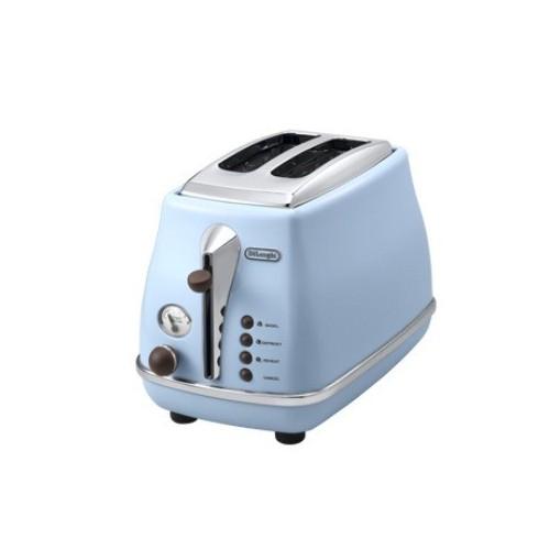 Led Light Toaster ~ Delonghi toaster w light blue color ctov az cairo