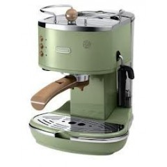Delonghi Espresso Coffee Maker Green Color: ECOV310.GR