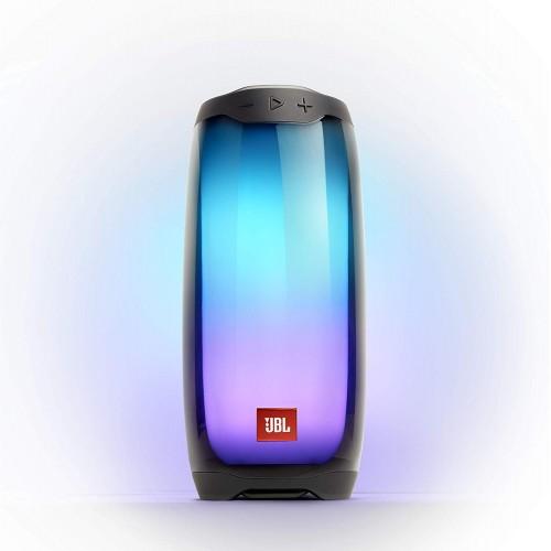 JBL Portable Bluetooth Speaker Lightshow 20 Watt Black Pulse4