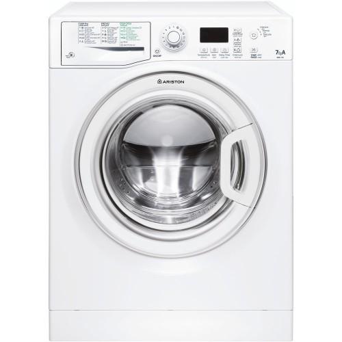 أريستون غسالة ملابس 7 كيلو 1000 لفه لون أبيض WMG 700 EX